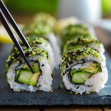 10 Idées D Ingrédients à Glisser Dans Ses Sushis Végétariens