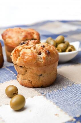 Cake Aux Olives Avec Yaourt Nature