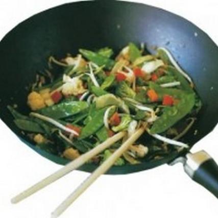 Recette Wok De Legumes Facon Thailandaise 750g