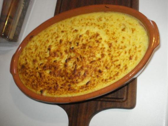 Recette brandade de morue maison 750g - Cuisiner la morue dessalee ...