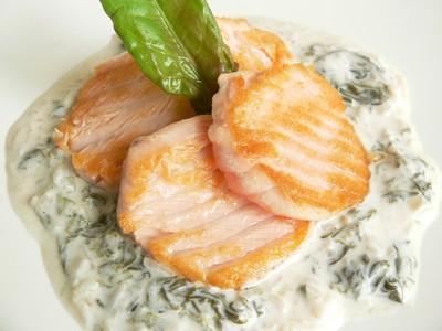 Recette saumon l 39 oseille fa on troisgros roanne 750g - Planter de l oseille ...