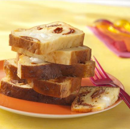 Recette De Cake Au Chorizo Et Tomates Sechees