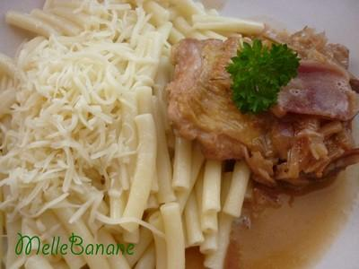Recette hauts de cuisse de poulet en sauce 750g - Cuisse de poulet en sauce ...