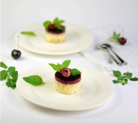 Recette cheese cake au philadelphia miroir aux cerises for Miroir des modes 427