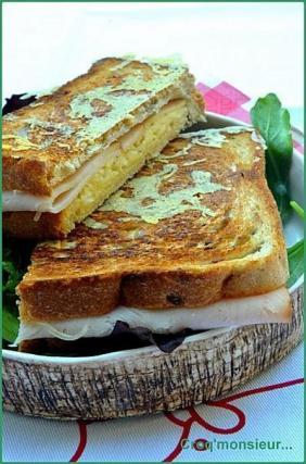 ... simple croque monsieur recipe food republic easy croque monsieur