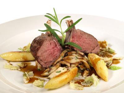 Recette filet de chevreuil sauce grand veneur 750g - Cuisiner un cuissot de chevreuil ...