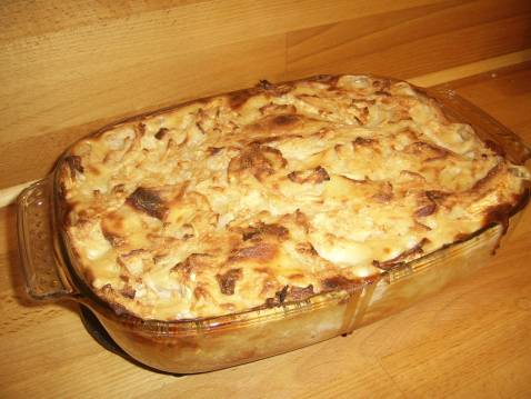 recette gratin de pomme de terre et c leri rave 750g. Black Bedroom Furniture Sets. Home Design Ideas