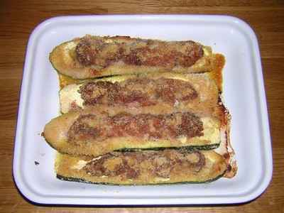 Recette courgettes farcies 750g - Courgettes farcies thermomix ...