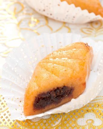 Makrout aux dattes  Cuisine marocaine  Desserts