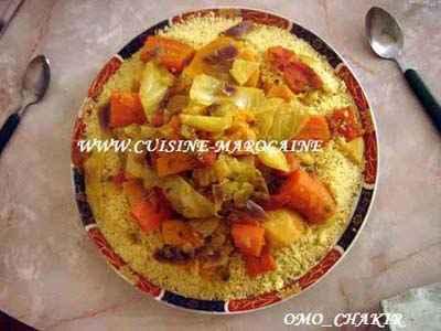 Recette Couscous Marocain 750g