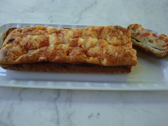 Cake Des Dinde Tomate
