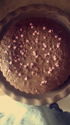 Ingredient gateau au chocolat en poudre
