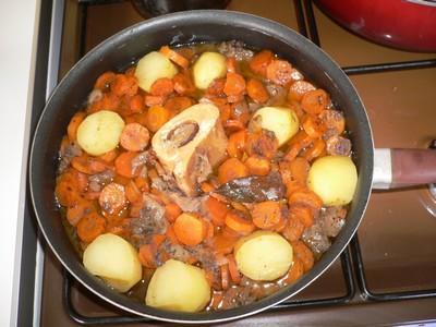 Recette boeuf bourguignon not e 4 5 - Cuisiner le boeuf bourguignon ...