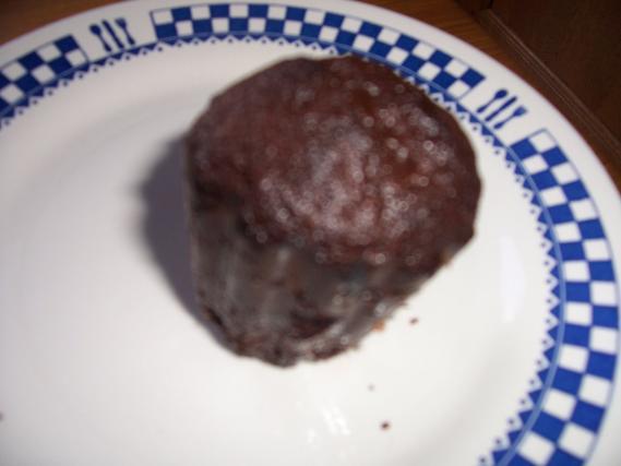 recette mini g teaux au chocolat not e 4 2 5. Black Bedroom Furniture Sets. Home Design Ideas