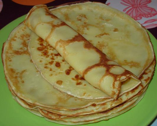 recette cr 234 pes sucr 233 es 224 la vanille not 233 e 4 2 5
