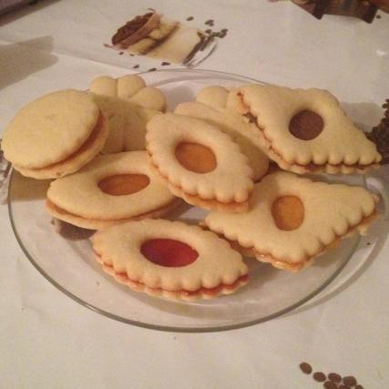 Recette petits sabl s faciles not e 4 5 - Cuisine des sables voiron ...