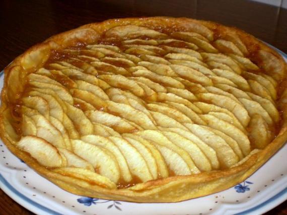recette tartes aux pommes avec compote de poire au caramel 750g. Black Bedroom Furniture Sets. Home Design Ideas