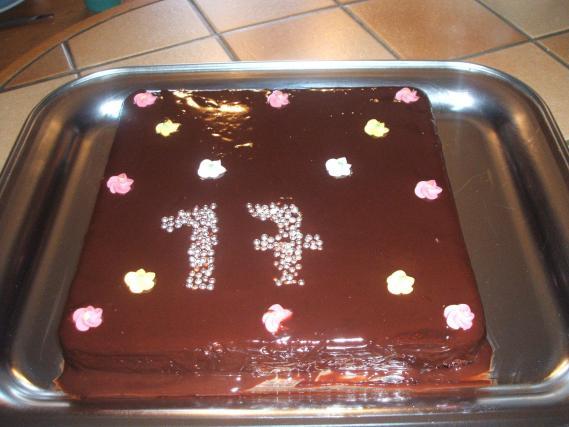 Gâteau Au Chocolat Hyper Fondant