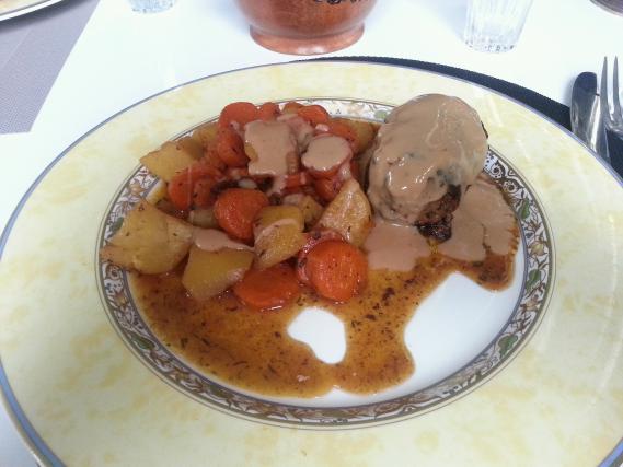 Recette paupiettes de veau aux carottes 750g - Cuisiner paupiettes de veau ...