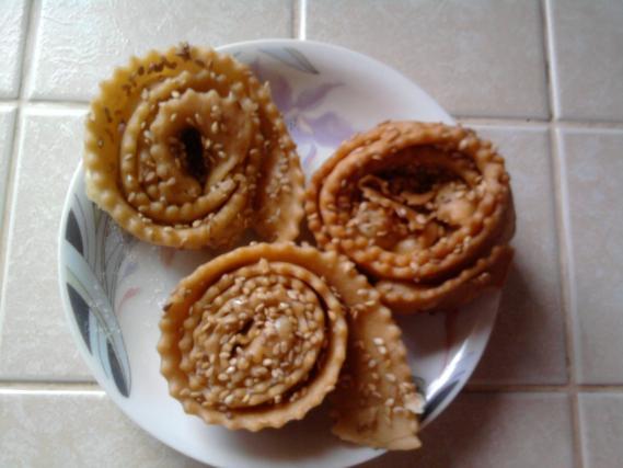 Griwech (gâteaux orientaux)