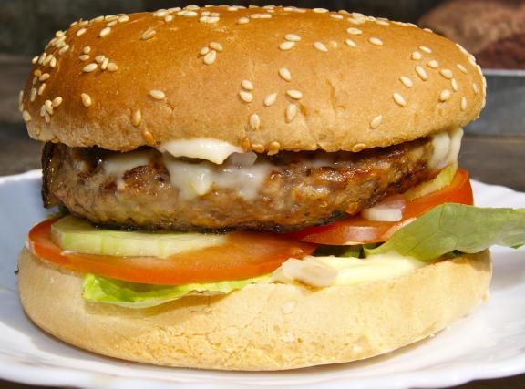 Recette hamburgers maison facile 750g - Recette hamburger maison original ...
