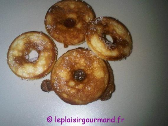 recette mini donuts au sucre not e 4 5. Black Bedroom Furniture Sets. Home Design Ideas