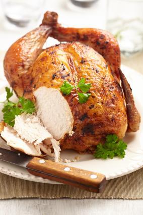 recette poulet fermier r ti au four 750g. Black Bedroom Furniture Sets. Home Design Ideas