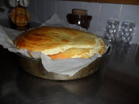 Gateau au fromage blanc 0 pour cent