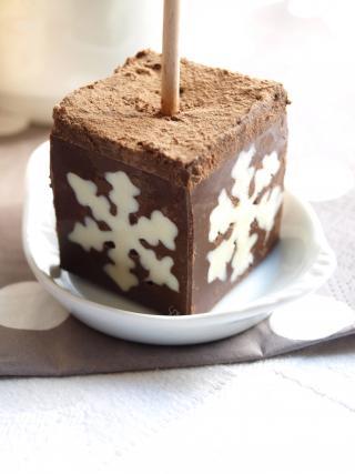 recette b tonnets de no l pour chocolat chaud 750g. Black Bedroom Furniture Sets. Home Design Ideas
