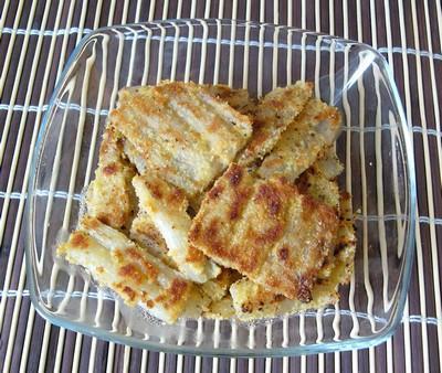 Recette c tes de blette pan es 750g - Cuisiner des cotes de blettes ...