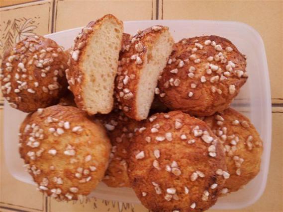 Recette petits pains de noel sans gluten not e 4 1 5 - Recette pain levure chimique ...
