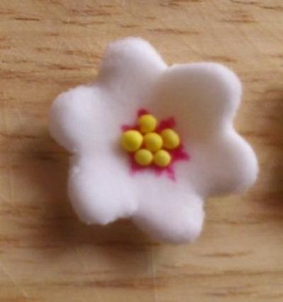recette fleurs de cerisier en p te sucre 750g. Black Bedroom Furniture Sets. Home Design Ideas