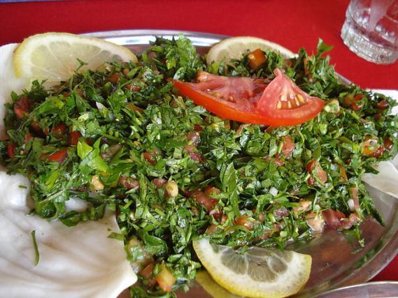recette le v233ritable taboul233 libanais fa231on liban nord