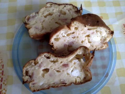 Cake Au Lardon Moelleux