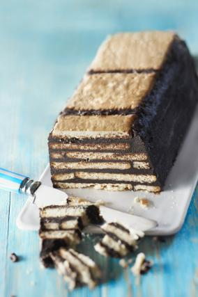 Recette Gateau Au Chocolat Petits Beurre Chocolat Sans Cuisson 750g