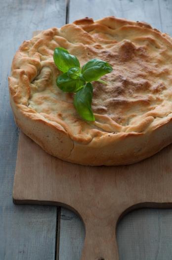 recette tarte aux pommes de terre et camembert le. Black Bedroom Furniture Sets. Home Design Ideas