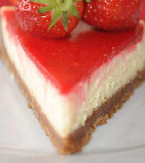 Recette Cheesecake New Yorkais 750g