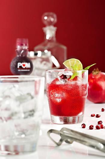 Cocktail goyave sans alcool