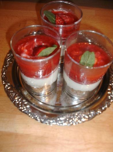 recette dessert fraise mascarpone 750g
