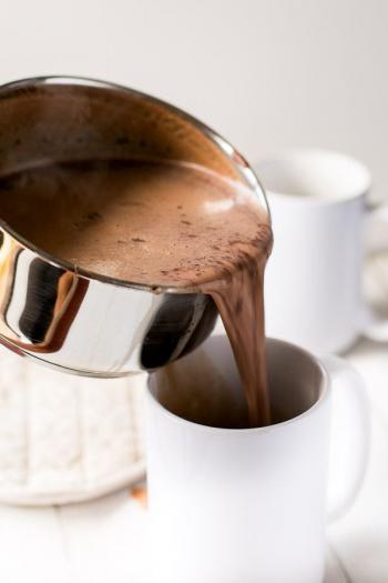 recette chocolat chaud au nutella 750g. Black Bedroom Furniture Sets. Home Design Ideas