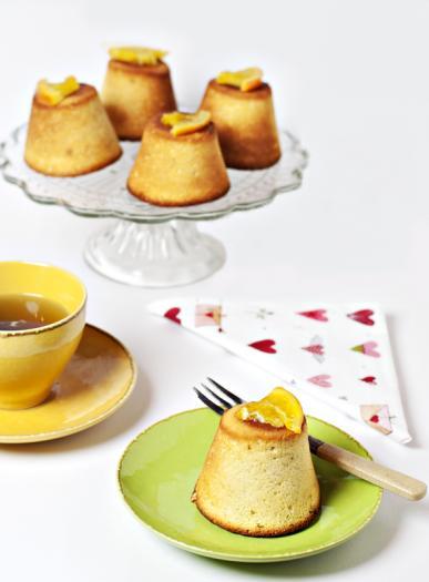 Recette g teau de th vanille citron sans beurre ni farine 750g - Gateau sans oeuf ni beurre ...