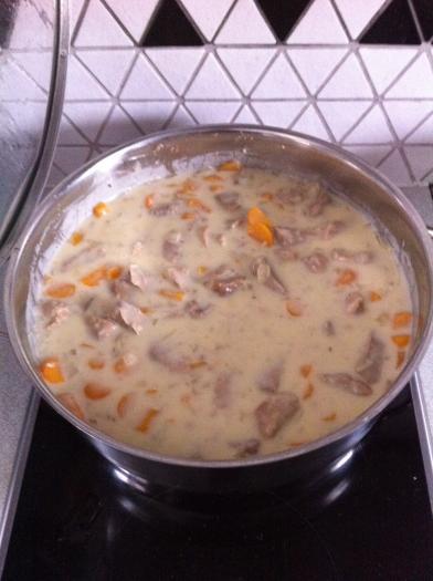 Recette blanquette de veau gourmande 750g - Cuisiner la blanquette de veau ...